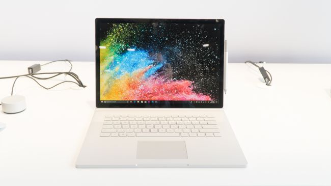 Гибрид Microsoft Surface Book 2