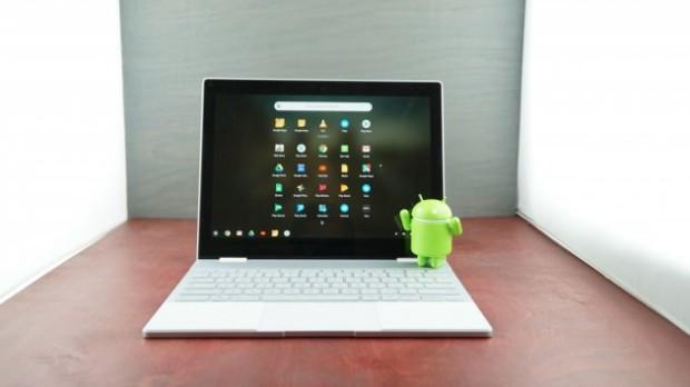 Обзор Google Pixelbook