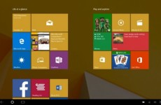 Windows 10 для планшета - Обзор