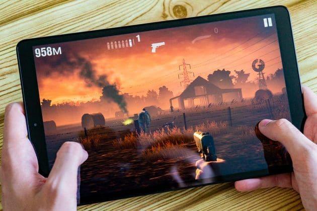 Игры на Samsung Galaxy Tab A 10.1 (2019)