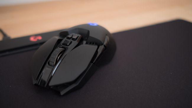 Беспроводная мышь Logitech G903