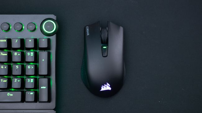Игровая мышь - Corsair Harpoon RGB Wireless
