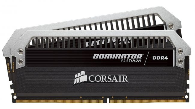 Лучшая ОЗУ - Corsair Dominator Platinum