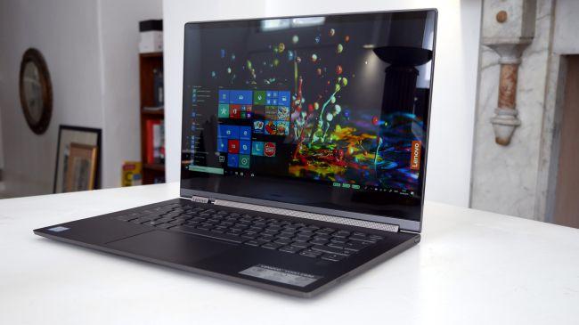 Лучший ноутбук 2 в 1 - Lenovo Yoga C930