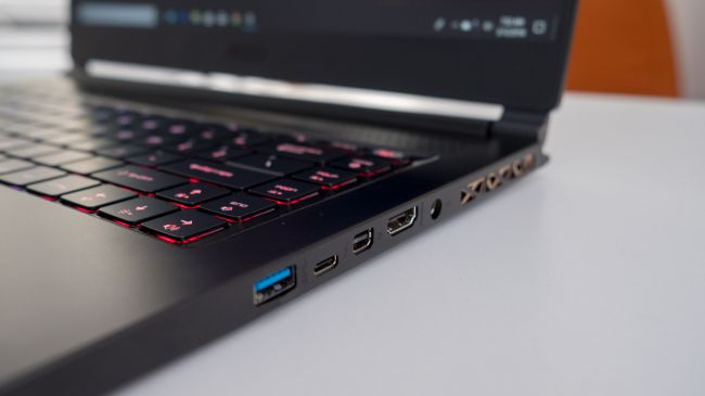 Ноутбук MSI GS65 Stealth (2018)