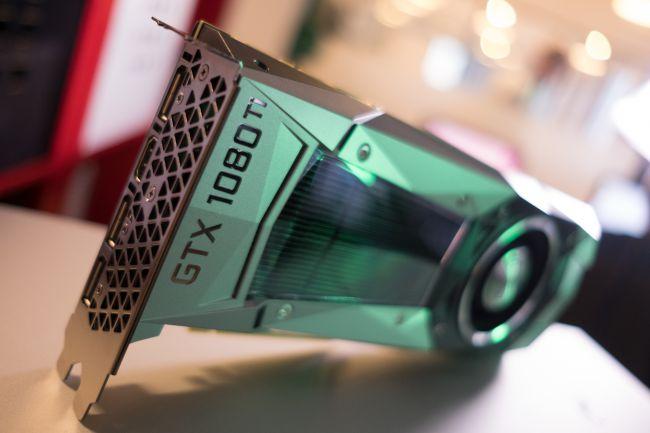 Видеокарта для майнинга - Nvidia GTX 1080 Ti