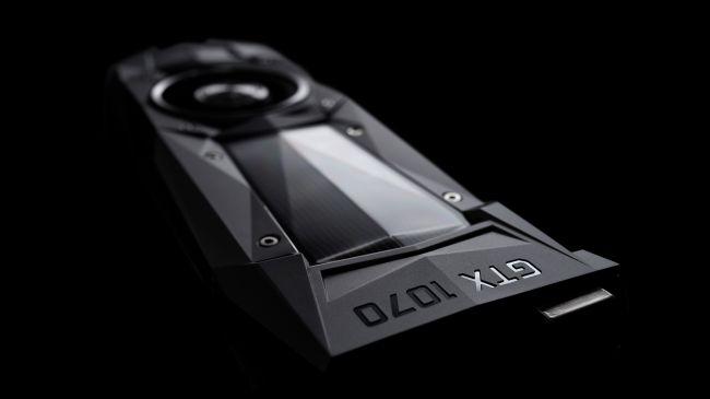 Видеокарта для майнинга - Nvidia GeForce GTX 1070