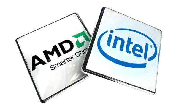 AMD против Intel