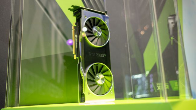 Видеокарта Nvidia GeForce RTX 2080 Ti