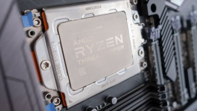Обзор AMD Ryzen Threadripper 2990WX