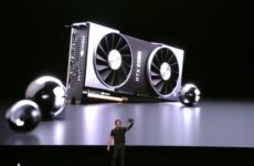 Презентация Nvidia Geforce RTX 2080