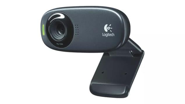 Бюджетная веб-камера Logitech HD Webcam C310