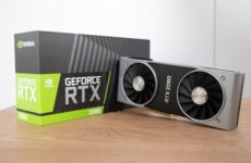 Обзор Nvidia GeForce RTX 2080