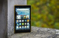 Обзор Amazon Fire HD 8 (2018)