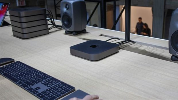 Обзор Mac Mini 2018
