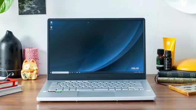 Тонкий игровой ноутбук - ASUS ROG Zephyrus G14