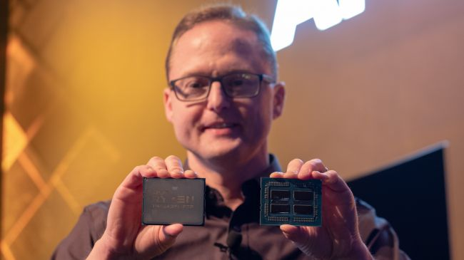 Архитектура AMD Ryzen Threadripper 3