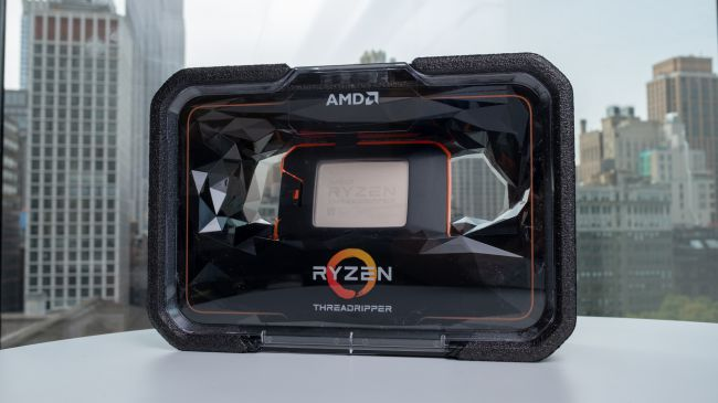 Бокс AMD Ryzen Threadripper