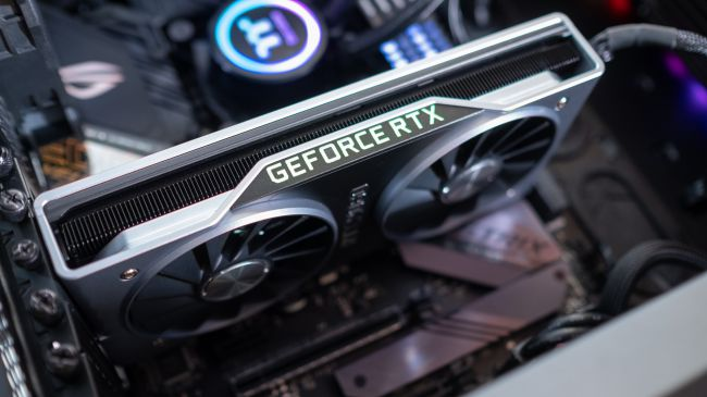 Видеокарта Nvidia GeForce RTX 2060