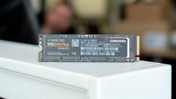 Обзор Samsung 970 Evo Plus