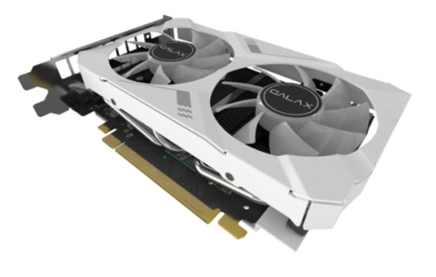 Видеокарта Gigabyte GTX 1660 Ti White Edition Mini