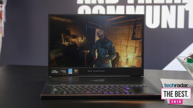Игровой ноутбук - Asus ROG Zephyrus S GX701