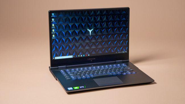 Игровой ноутбук - Lenovo Legion Y740