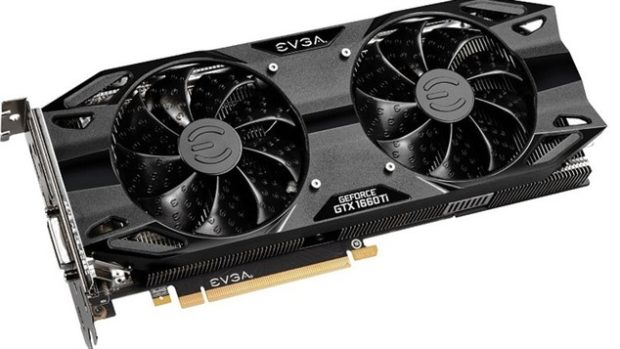 Модели видеокарт Nvidia GeForce GTX 1660 Ti