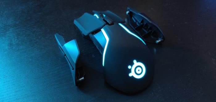 Мышь SteelSeries Rival 650