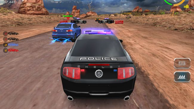 Гонки на планшет - Need for Speed Hot Pursuit