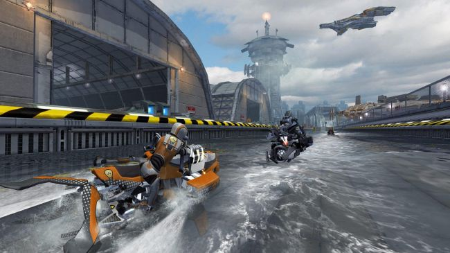 Гонки на планшет - Riptide GP Renegade