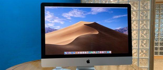 Обзор Apple iMac 27 (2019)