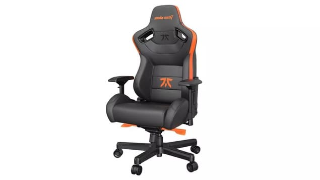 Игровое компьютерное кресло Andaseat Fnatic Edition