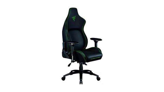 Лучшее игровое кресло - Razer Iskur
