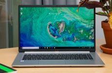 Обзор Acer Swift 5