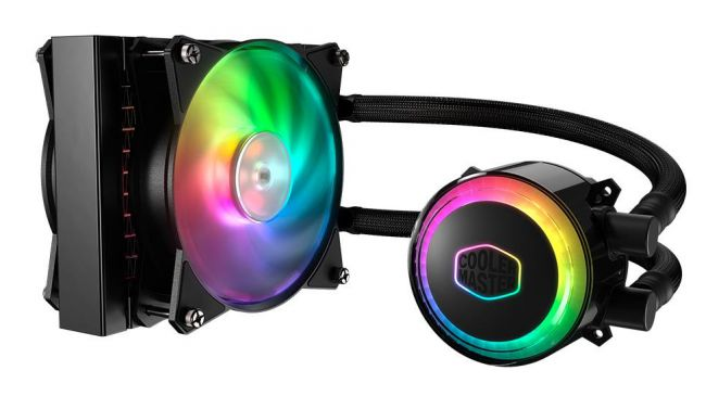 Кулер для процессора - Cooler Master MasterLiquid ML120R RGB