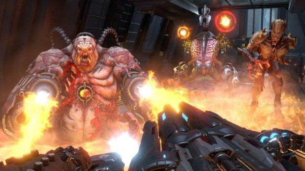 Обзор Doom Ethernal