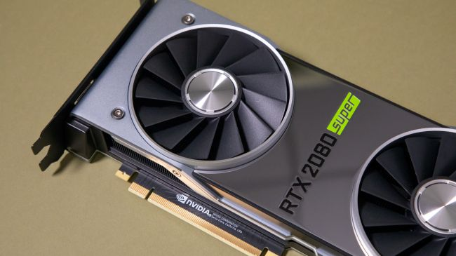 Видеокарта Nvidia GeForce RTX 2080 Super