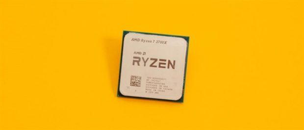 Обзор AMD Ryzen 7 3700X