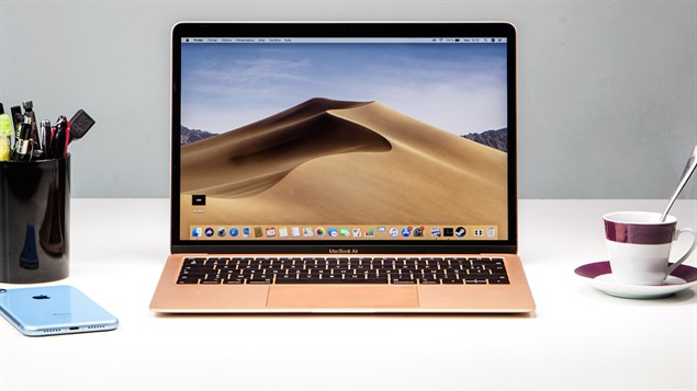 Обзор MacBook Air (2019)
