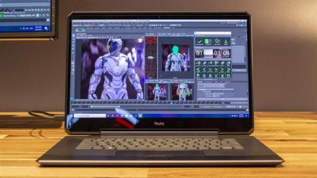 Обзор ASUS ProArt StudioBook One