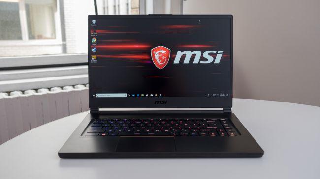 Игровой ноутбук 15 дюймов - MSI GS65 Stealth