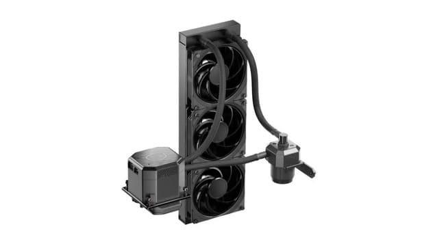Лучшее охлаждение для процессора MasterLiquid ML360 Sub-Zero