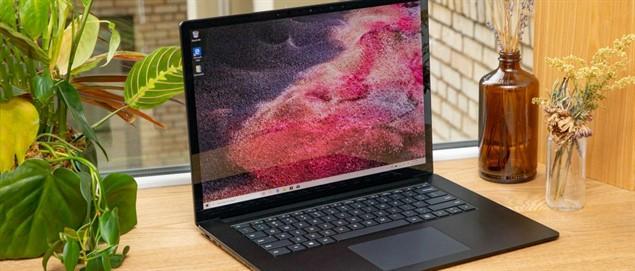 Обзор Microsoft Surface Laptop 3 (15 дюймов)