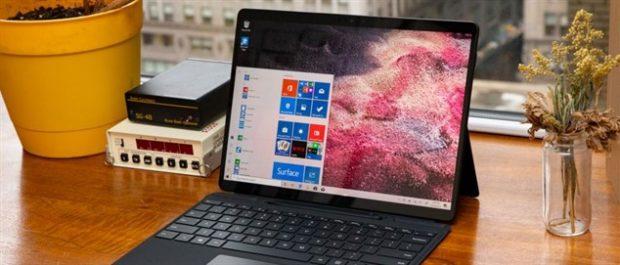 Обзор Microsoft Surface Pro X