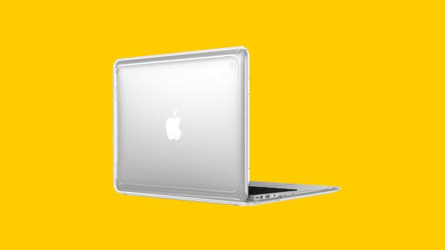 Чехол Speck Presidio Clear MacBook Air