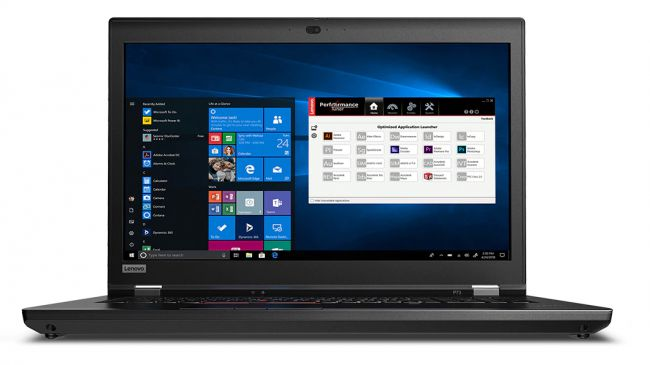 17-дюймовый Lenovo ThinkPad P73