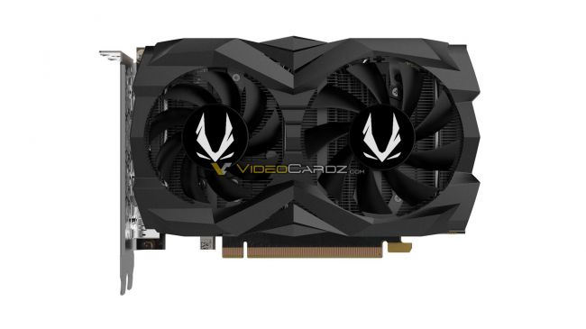 Zotac GeForce GTX 1660 Super Amp
