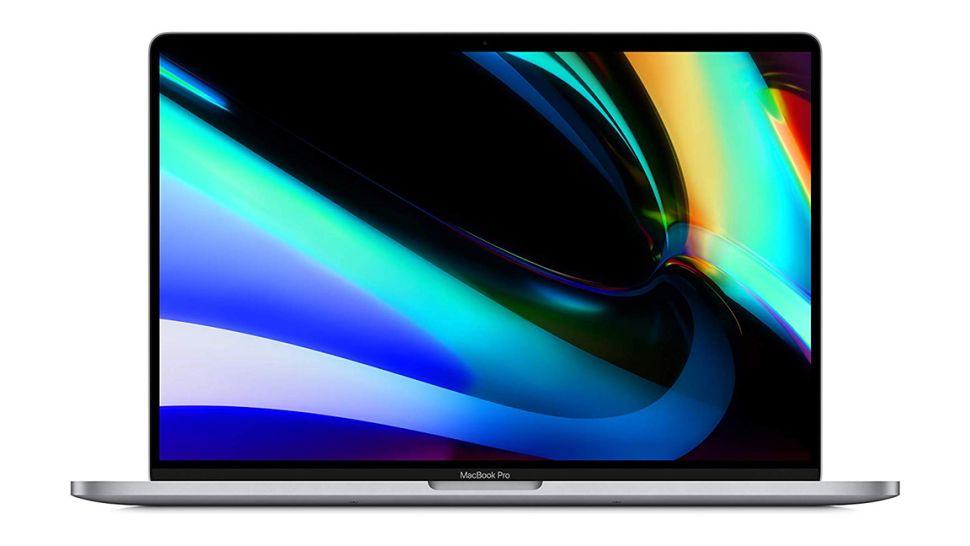 Лучший ноутбук - Apple MacBook Pro 16 (2019)