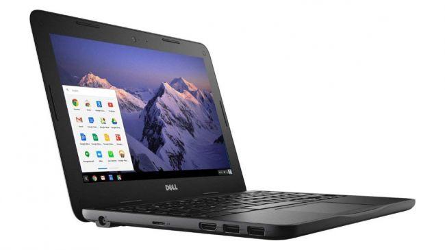 Лучший хромбук - Dell Inspiron Chromebook 11 2 in 1